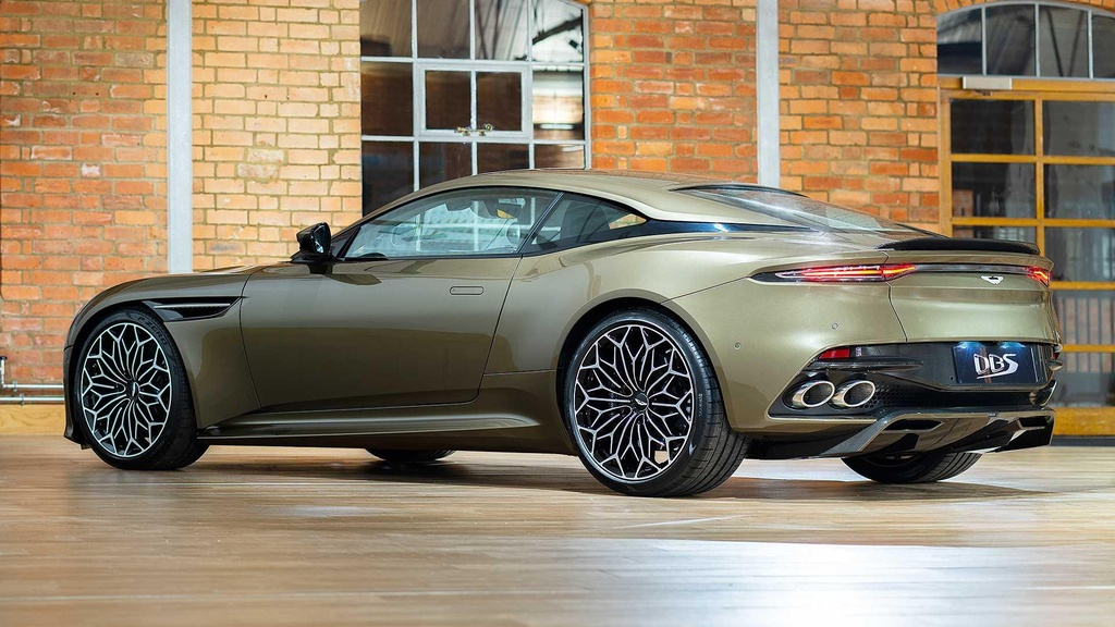Aston Martin DBS Superleggera ban Diep vien 007 anh 3