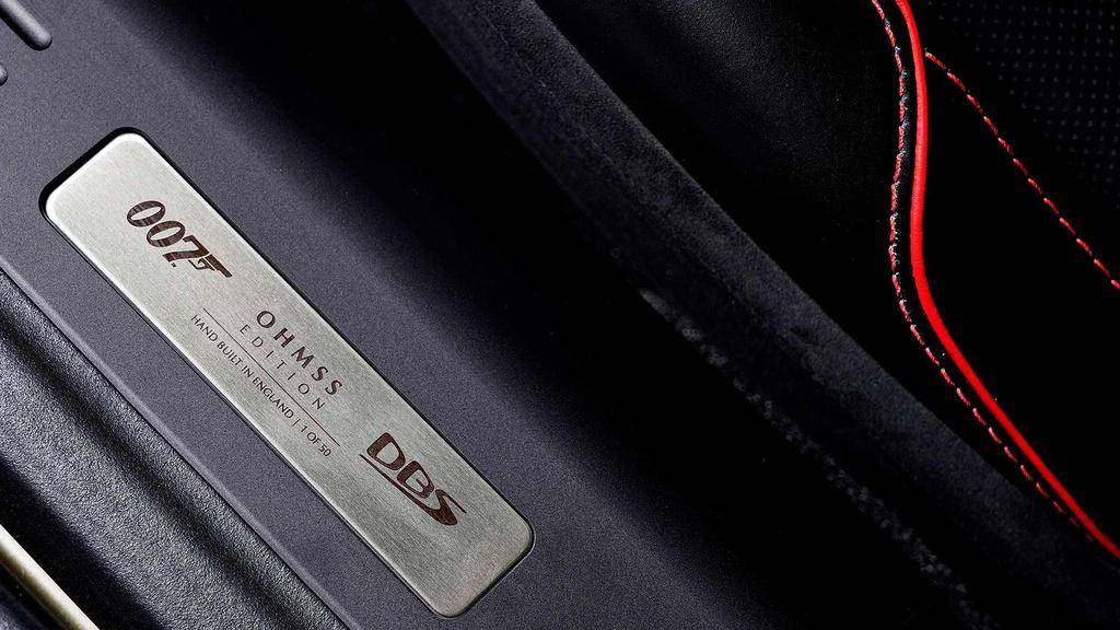 Aston Martin DBS Superleggera ban Diep vien 007 anh 5