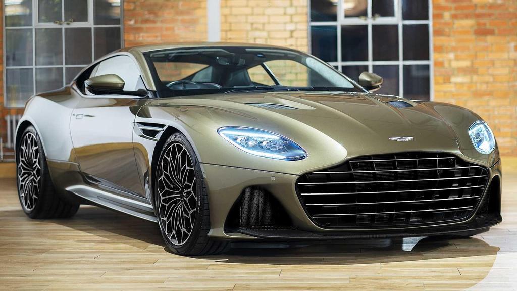 Aston Martin DBS Superleggera ban Diep vien 007 anh 7