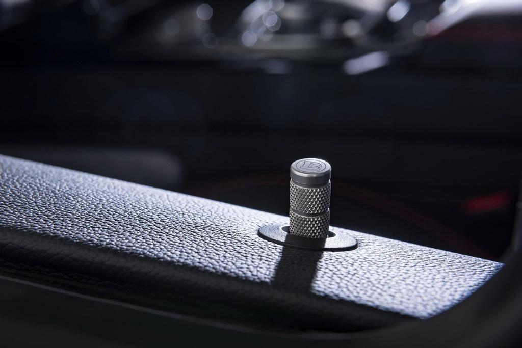 Bo doi Mercedes-AMG G63 cuc ngau cua Brabus, san xuat dung 20 chiec hinh anh 7