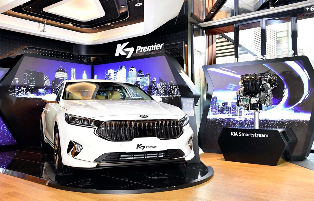 Kia K7 2020 ra mat anh 9
