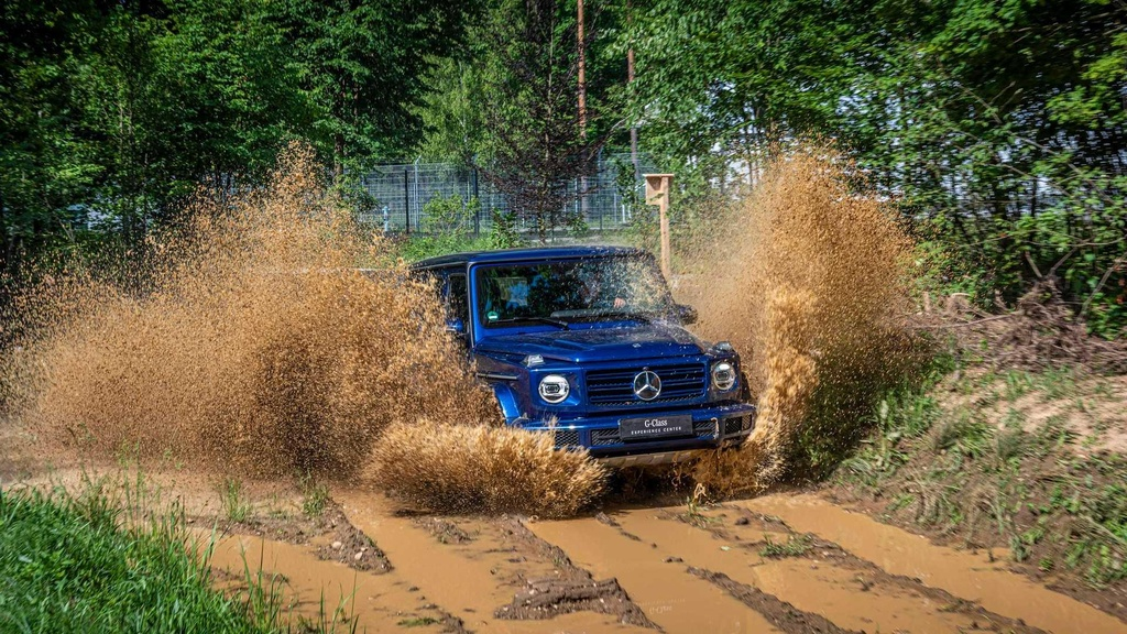 Mercedes-Benz G-Class ky niem tuoi 40 voi phien ban 'Truong ton' hinh anh 1