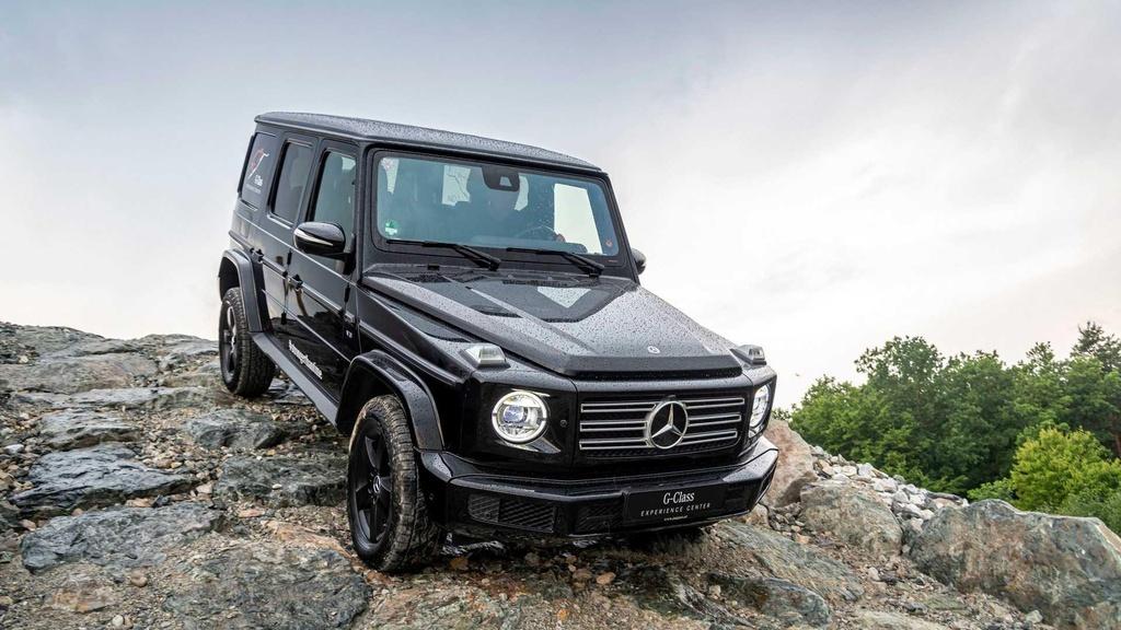 Mercedes-Benz G-Class ky niem tuoi 40 voi phien ban 'Truong ton' hinh anh 7