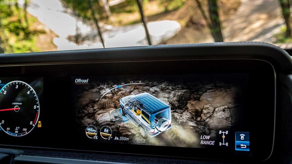 Mercedes-Benz G-Class ky niem tuoi 40 voi phien ban 'Truong ton' hinh anh 9
