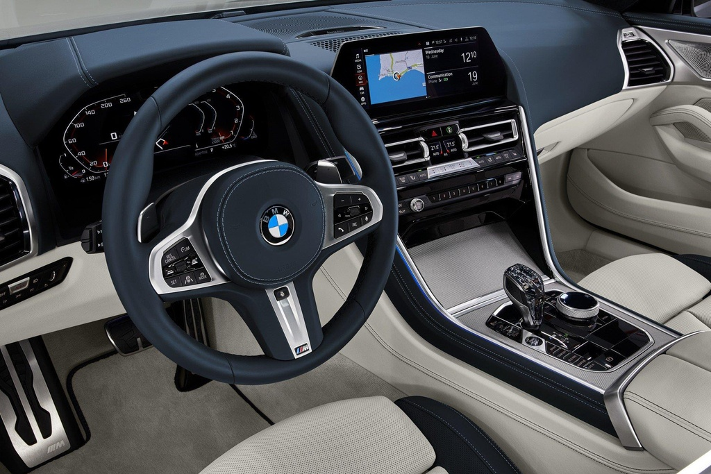 BMW 8-Series 2020 ra mat phien ban 'gia re', dung can so pha le hinh anh 5