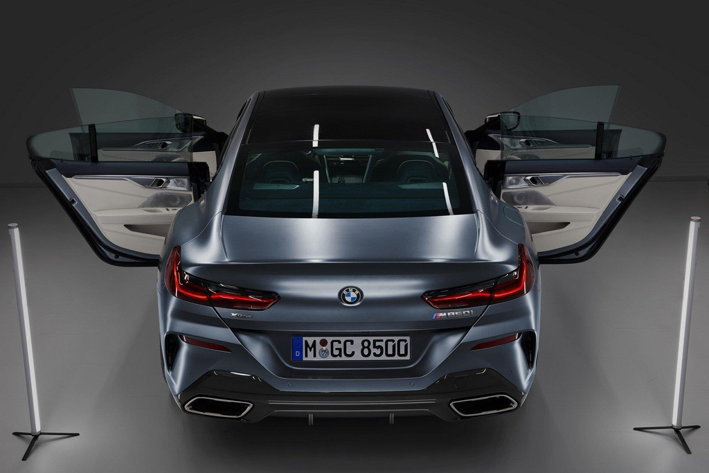 BMW 8-Series 2020 ra mat phien ban 'gia re', dung can so pha le hinh anh 8