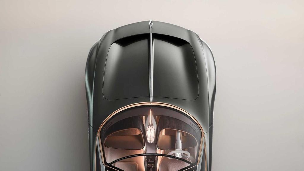 Bentley EXP 100 GT ra mat anh 10
