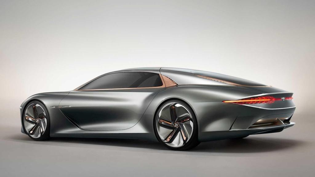 Bentley EXP 100 GT ra mat anh 11