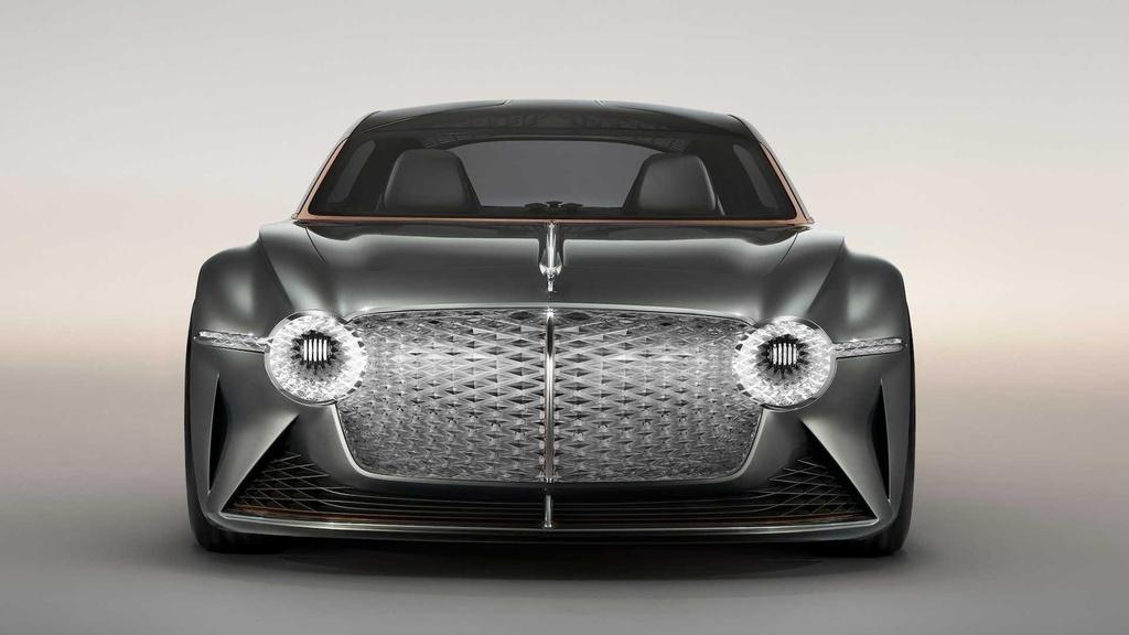 Bentley EXP 100 GT ra mat anh 2