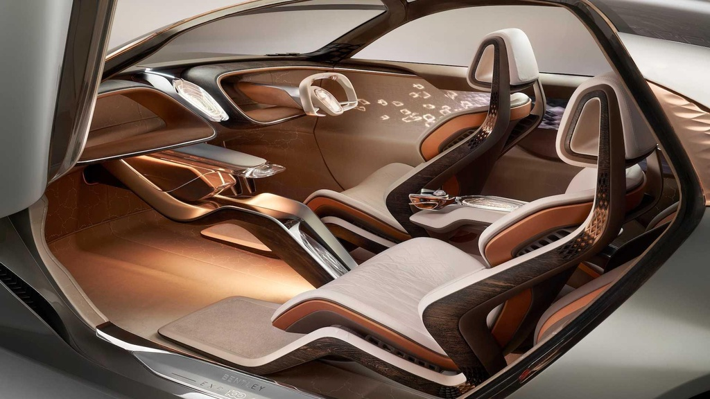 Bentley EXP 100 GT ra mat anh 5