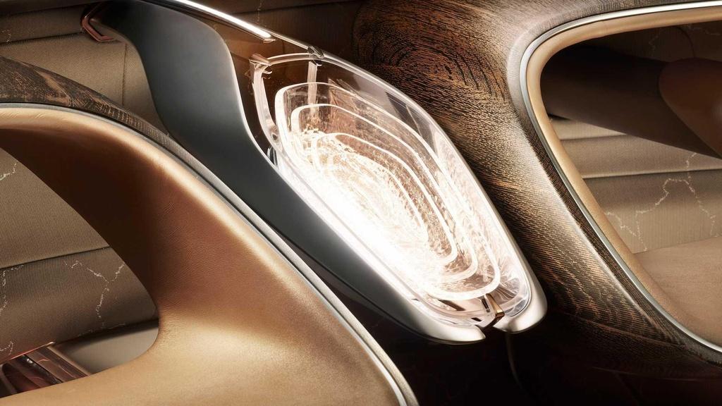 Bentley EXP 100 GT ra mat anh 7