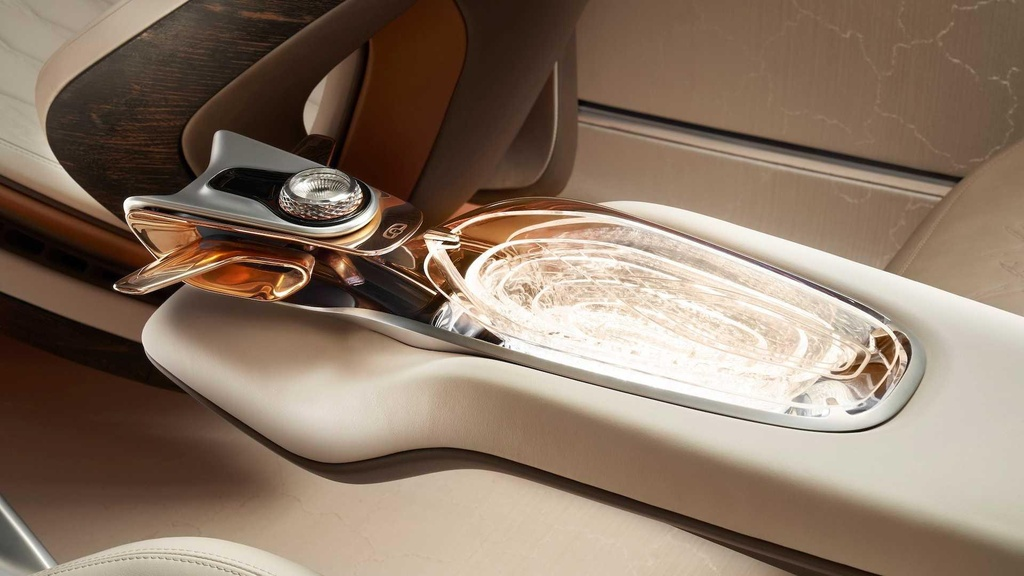 Bentley EXP 100 GT ra mat anh 8