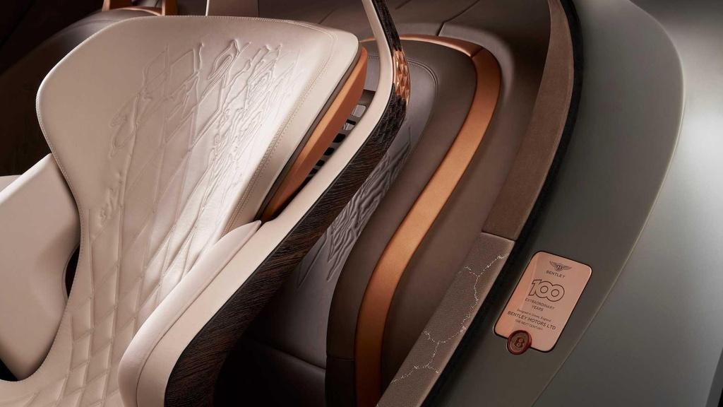 Bentley EXP 100 GT ra mat anh 9