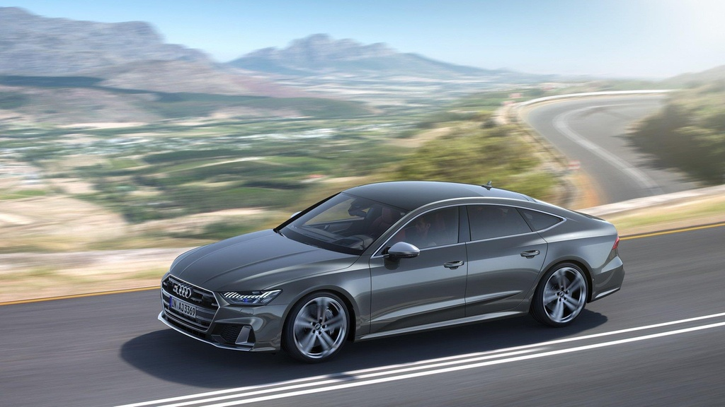 Audi S7 2020 chot gia ban, canh tranh Mercedes-AMG CLS 53 hinh anh 1