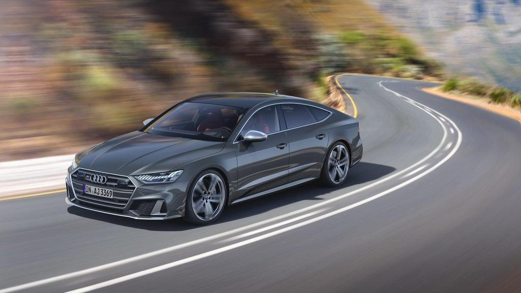 Audi S7 2020 chot gia ban, canh tranh Mercedes-AMG CLS 53 hinh anh 6