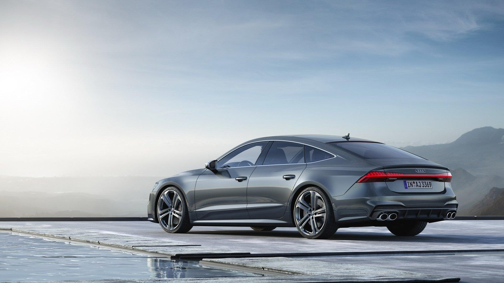 Audi S7 2020 chot gia ban, canh tranh Mercedes-AMG CLS 53 hinh anh 7