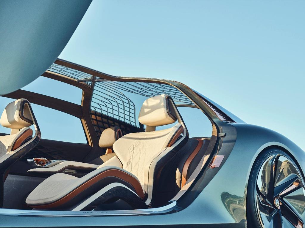 Bentley EXP 100 GT ra mat anh 3