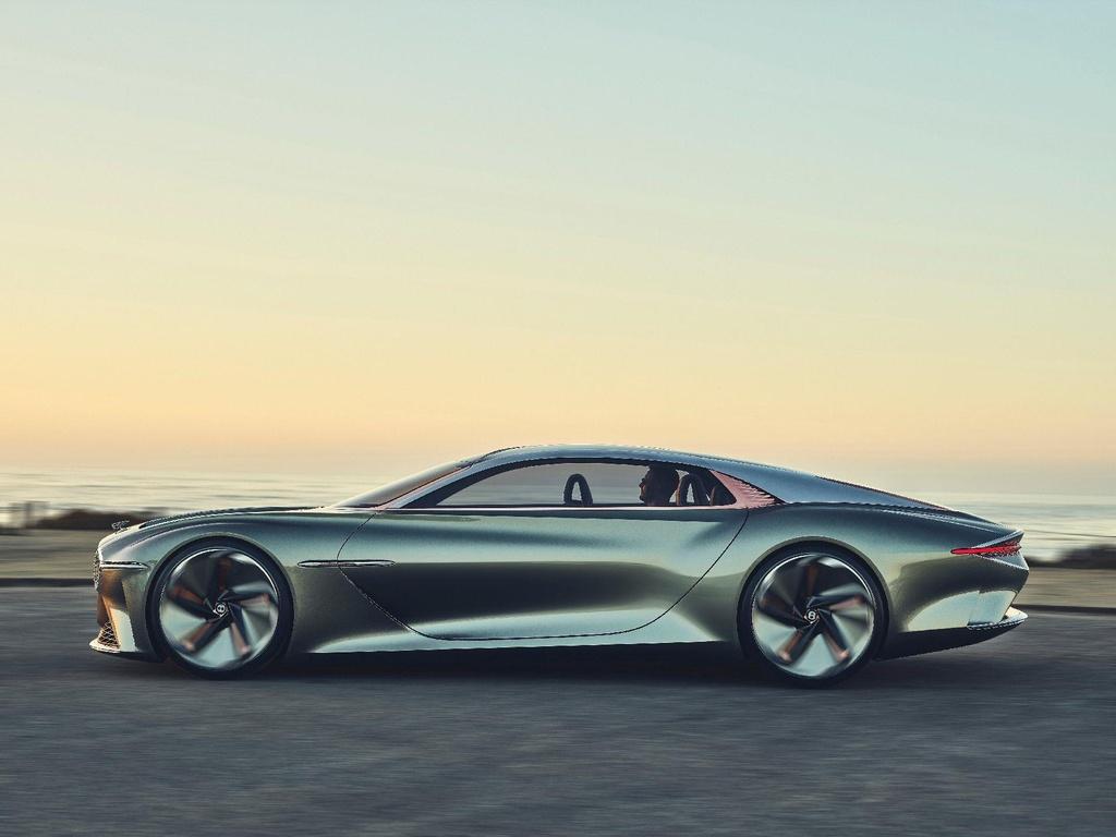 Bentley EXP 100 GT ra mat anh 6