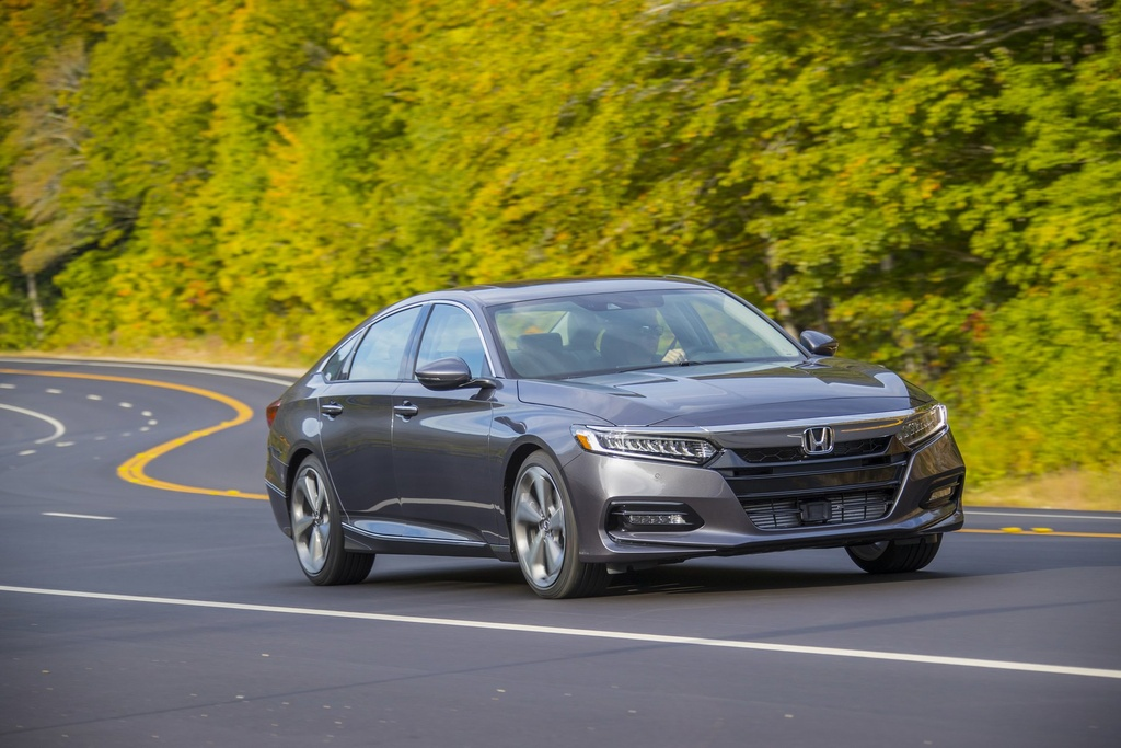 Honda Accord 2020 - it thay doi, them an toan tieu chuan, gia tang nhe hinh anh 1