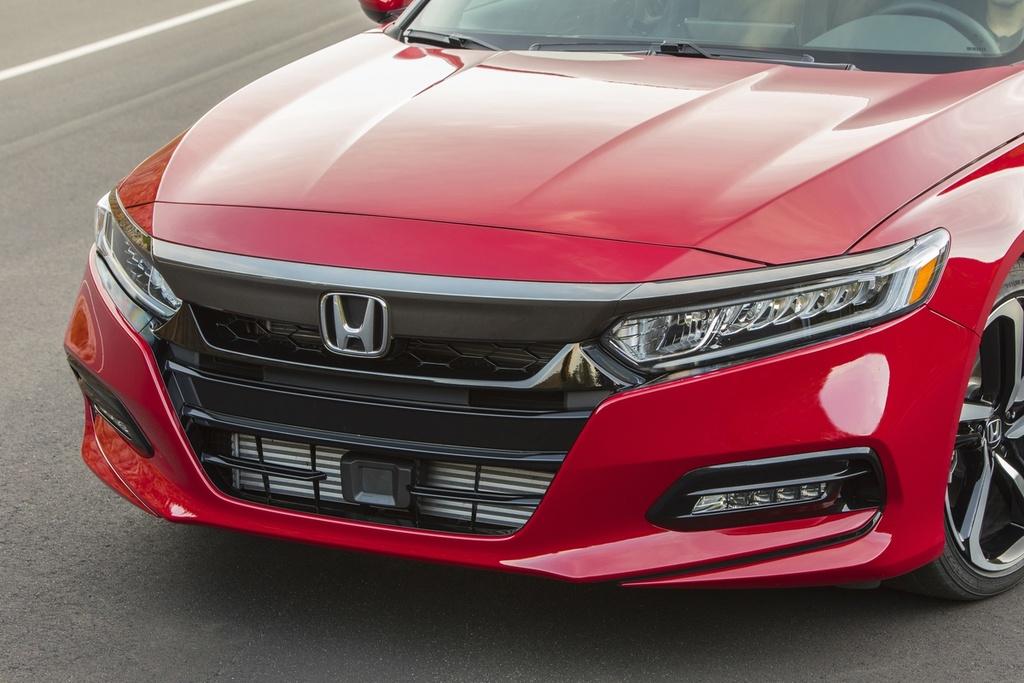 Honda Accord 2020 - it thay doi, them an toan tieu chuan, gia tang nhe hinh anh 2