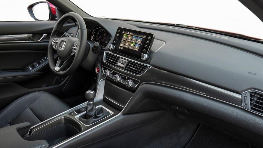 Honda Accord 2020 - it thay doi, them an toan tieu chuan, gia tang nhe hinh anh 7