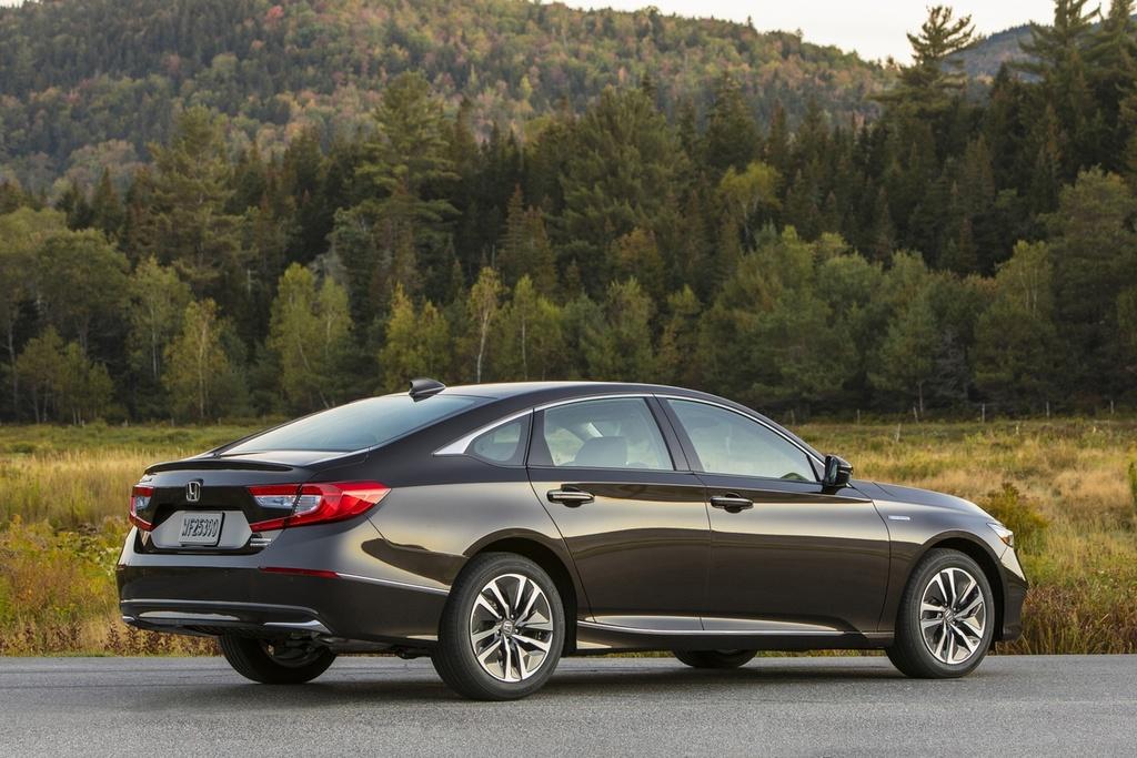 Honda Accord 2020 - it thay doi, them an toan tieu chuan, gia tang nhe hinh anh 8