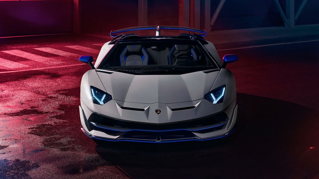 Lamborghini Aventador SVJ ban dac biet anh 1