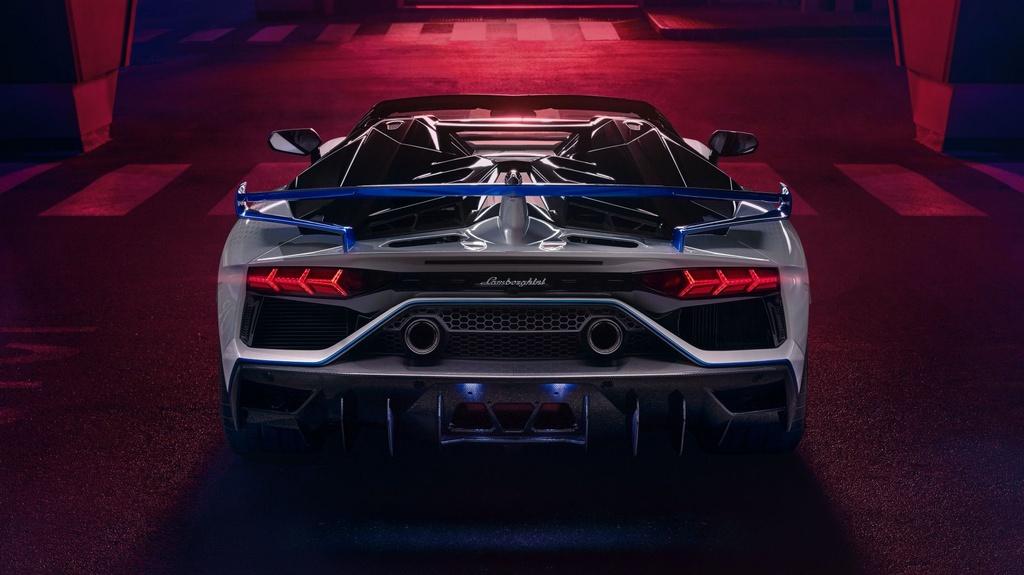 Lamborghini Aventador SVJ ban dac biet anh 3