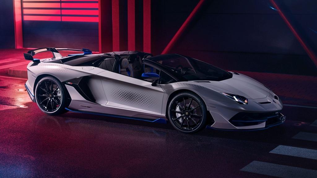 Lamborghini Aventador SVJ ban dac biet anh 4