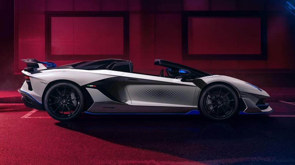 Lamborghini Aventador SVJ ban dac biet anh 7