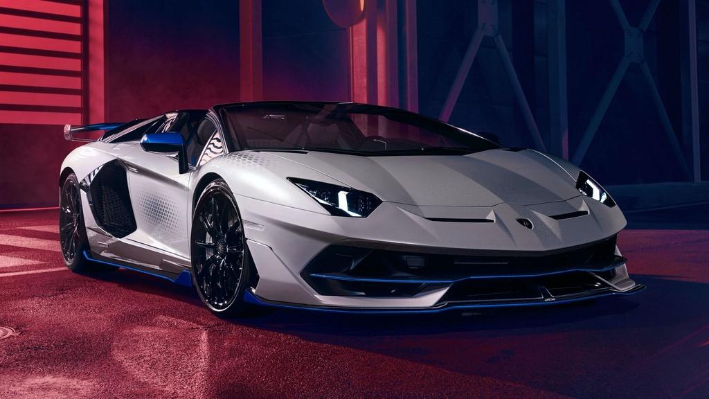 Lamborghini Aventador SVJ ban dac biet anh 8