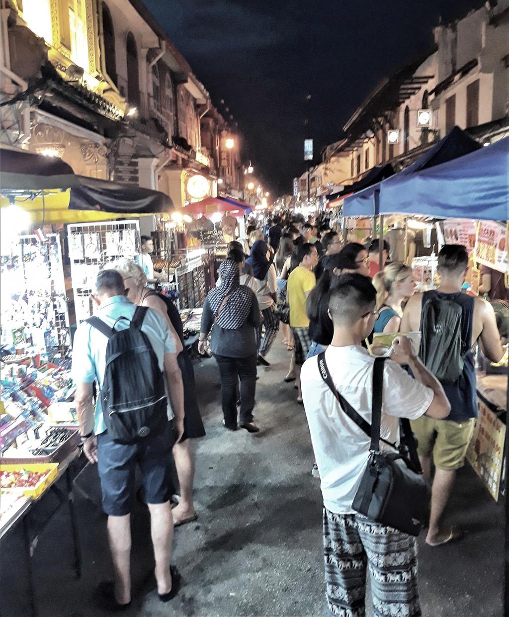#Mytour: Rao buoc kham pha khong gian co xua cua thanh pho Malacca hinh anh 24