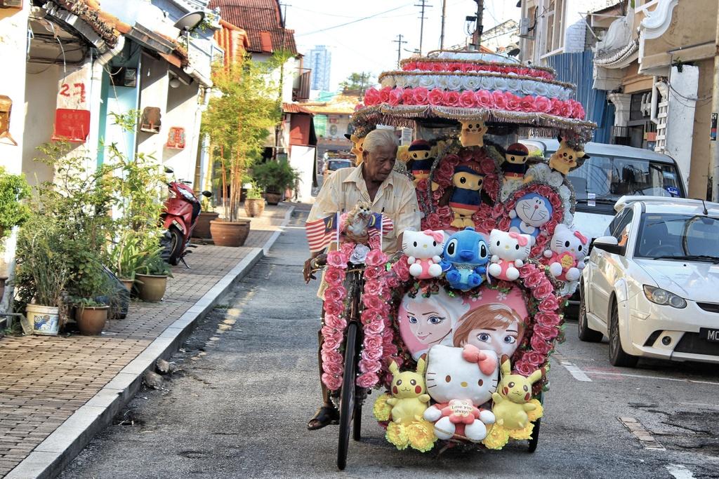 #Mytour: Rao buoc kham pha khong gian co xua cua thanh pho Malacca hinh anh 11
