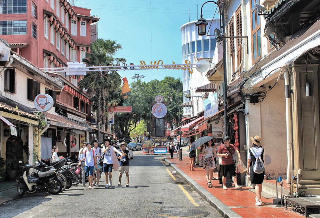#Mytour: Rao buoc kham pha khong gian co xua cua thanh pho Malacca hinh anh 15