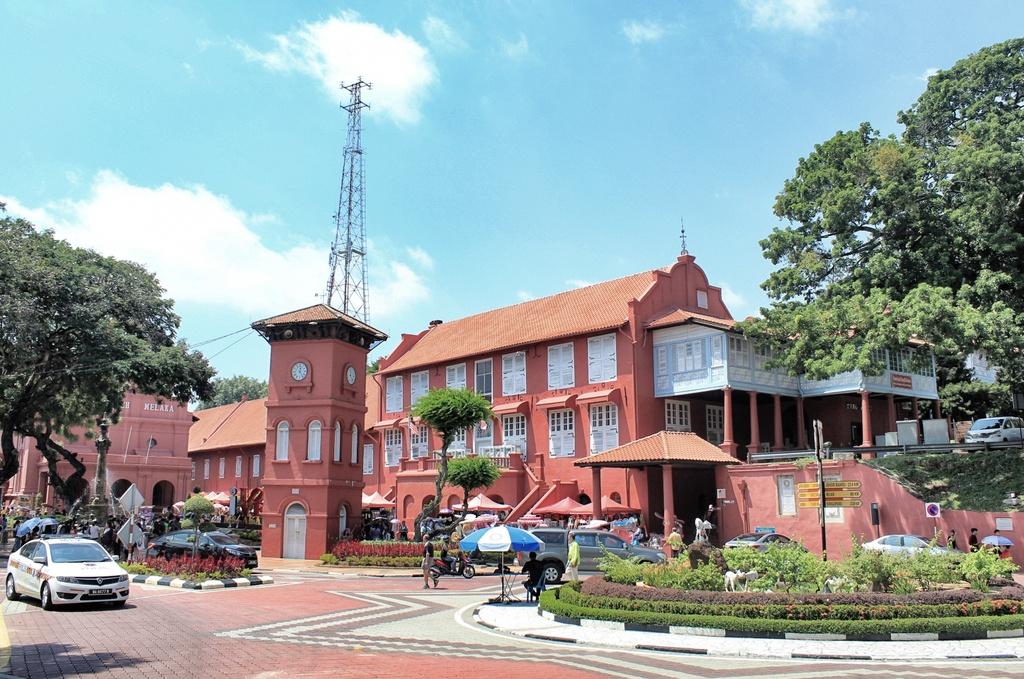 #Mytour: Rao buoc kham pha khong gian co xua cua thanh pho Malacca hinh anh 10
