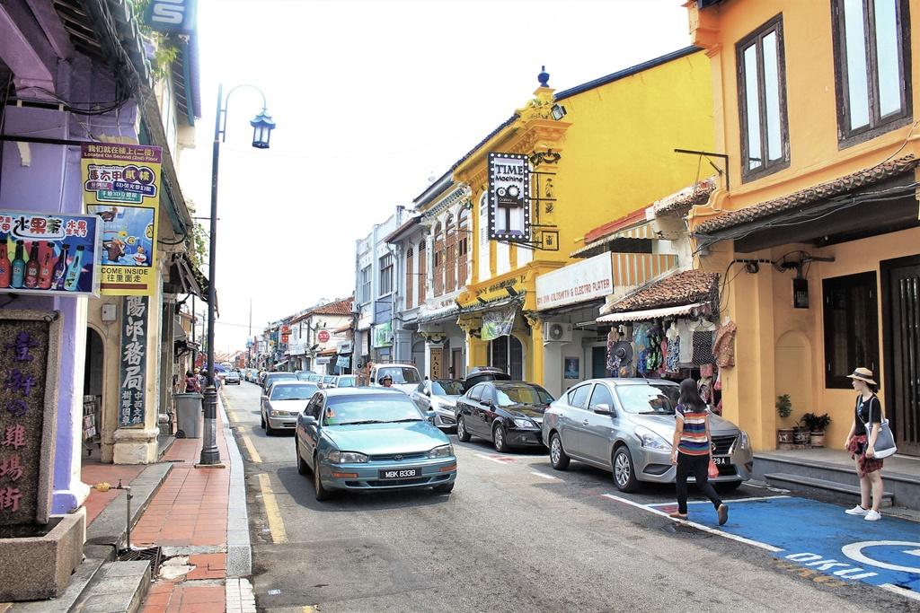 #Mytour: Rao buoc kham pha khong gian co xua cua thanh pho Malacca hinh anh 17