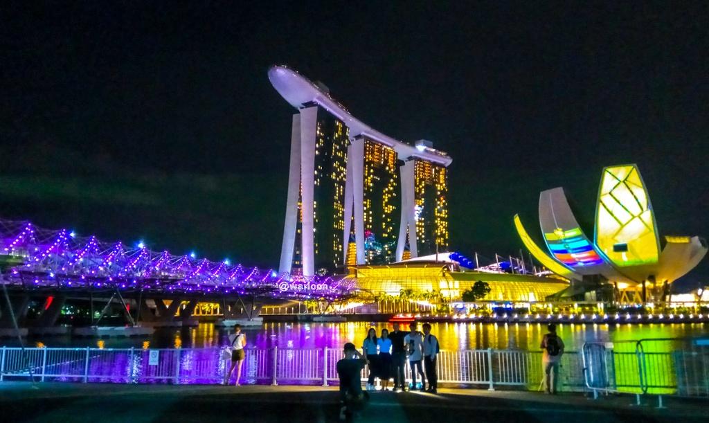 Tam biet nam cu va don nam moi tung bung nhu nguoi Singapore hinh anh 12