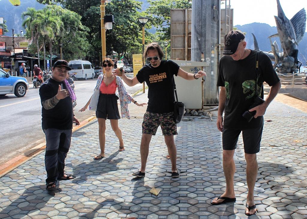 #Mytour: Bien xanh, cat trang, nang vang va mot Thai Lan xinh dep hinh anh 15