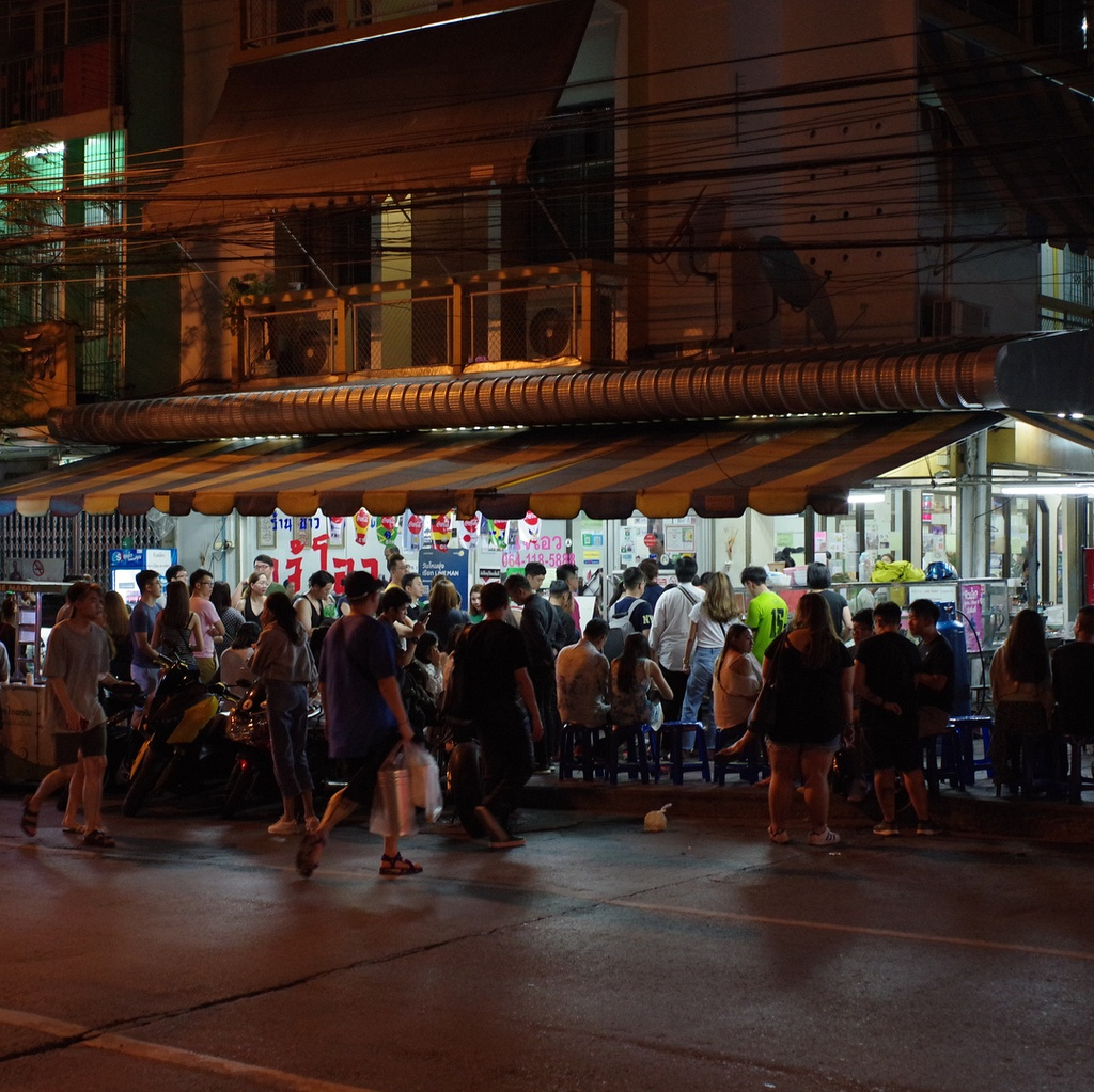 3 quan an 'cho doi la hanh phuc' o Bangkok hinh anh 1