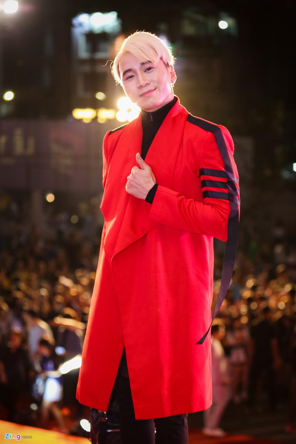Sao nam Vpop chuong phong cach lich lam tren tham do ZMA 2017 hinh anh 10