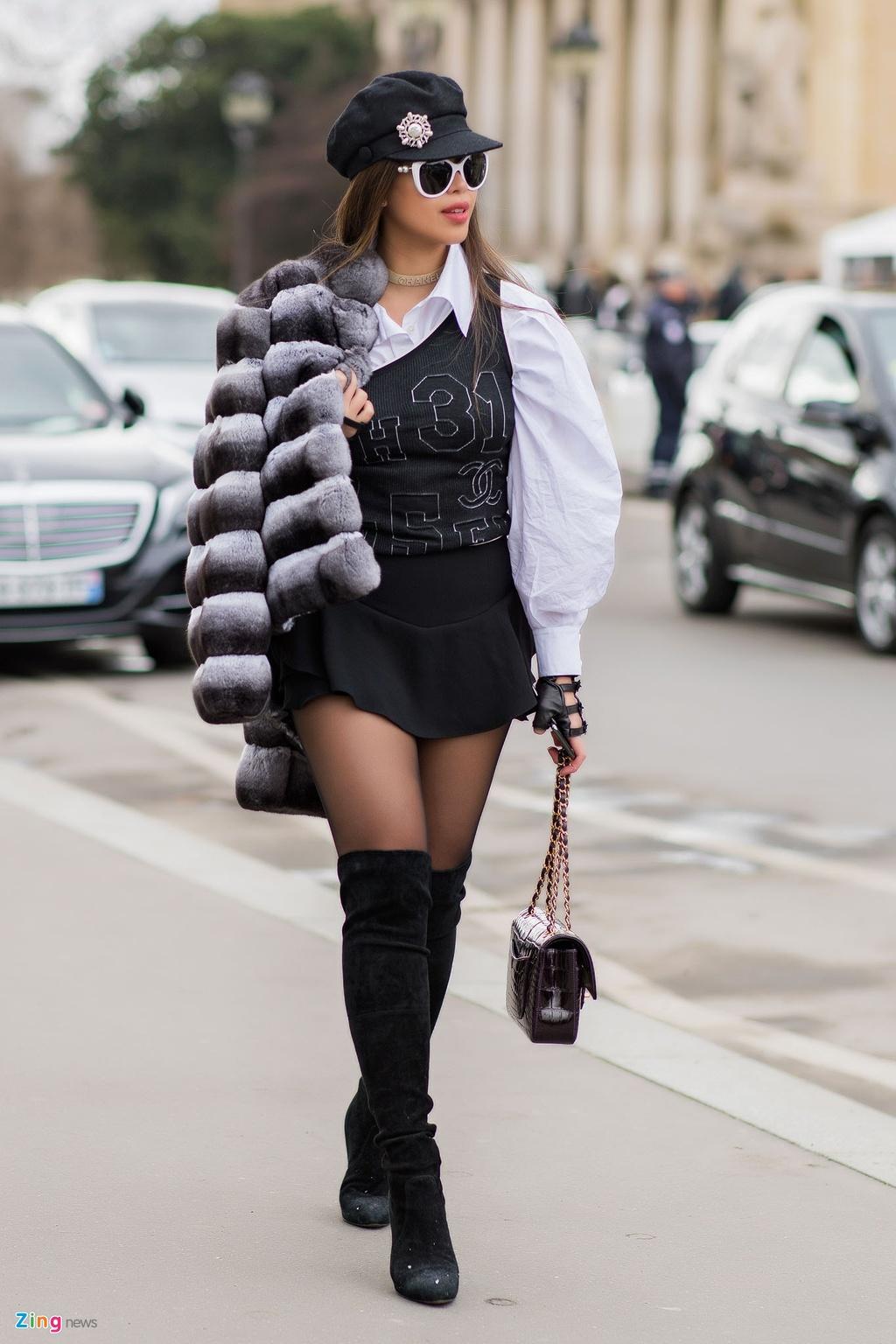 Khong khi nhon nhip truoc them show Chanel cuoi cua Karl Lagerfeld hinh anh 7