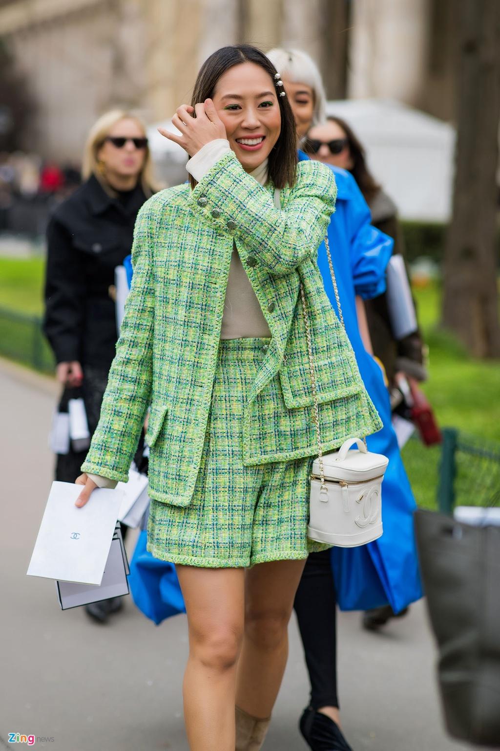 Khong khi nhon nhip truoc them show Chanel cuoi cua Karl Lagerfeld hinh anh 16