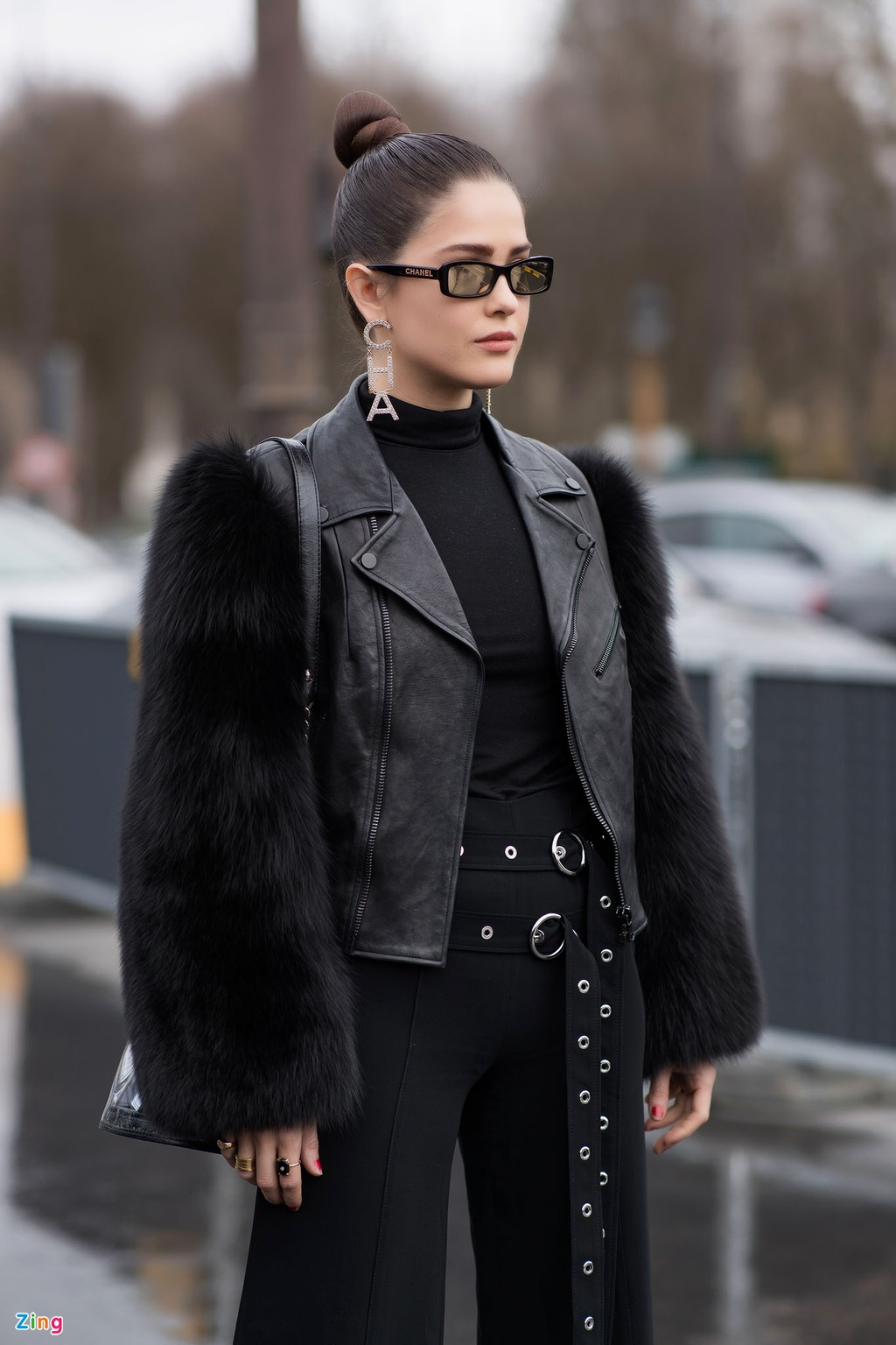 Khong khi nhon nhip truoc them show Chanel cuoi cua Karl Lagerfeld hinh anh 13
