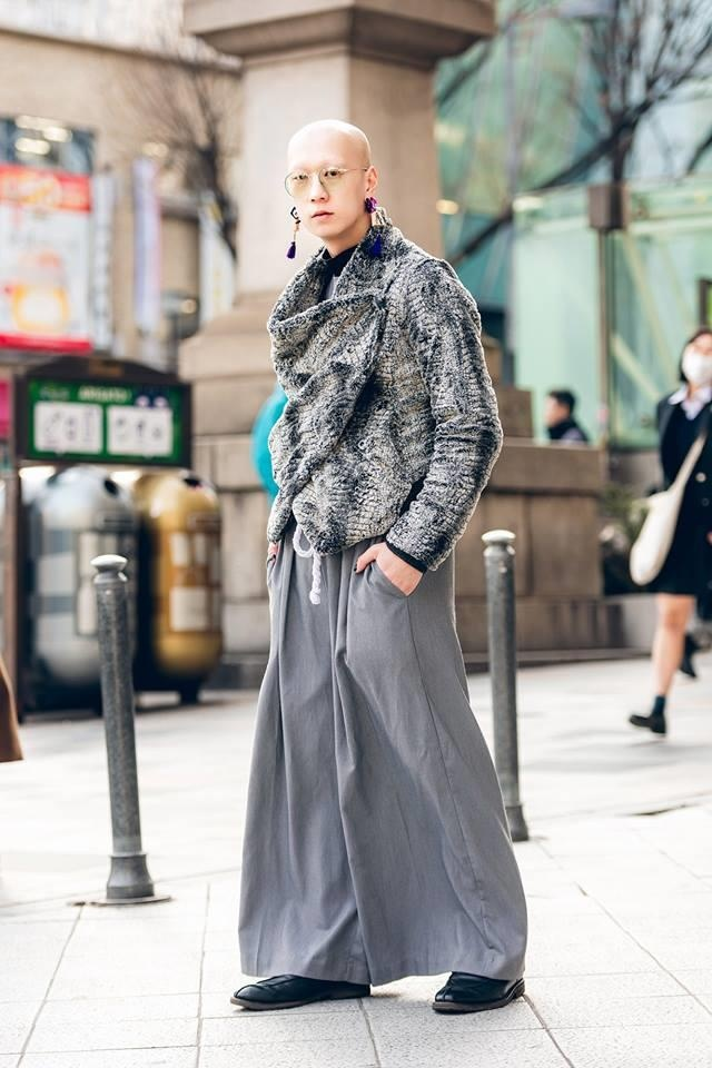 Street style Tokyo - gioi tre Nhat mac di nhung van hop xu huong hinh anh 11