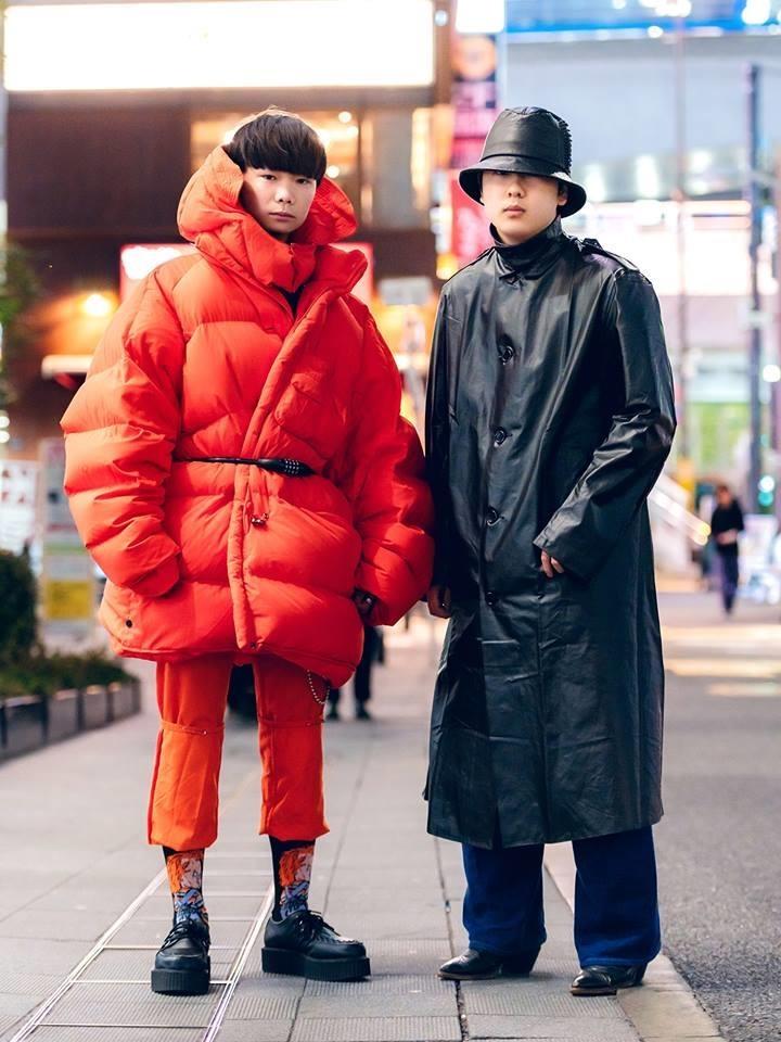 Street style Tokyo - gioi tre Nhat mac di nhung van hop xu huong hinh anh 6