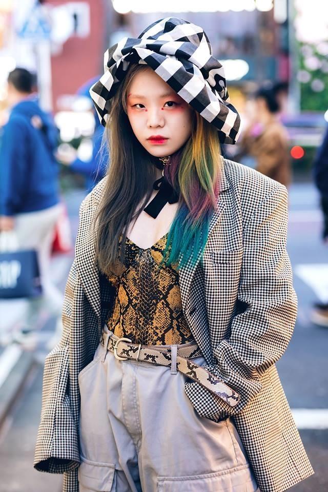 Street style Tokyo - gioi tre Nhat mac di nhung van hop xu huong hinh anh 10