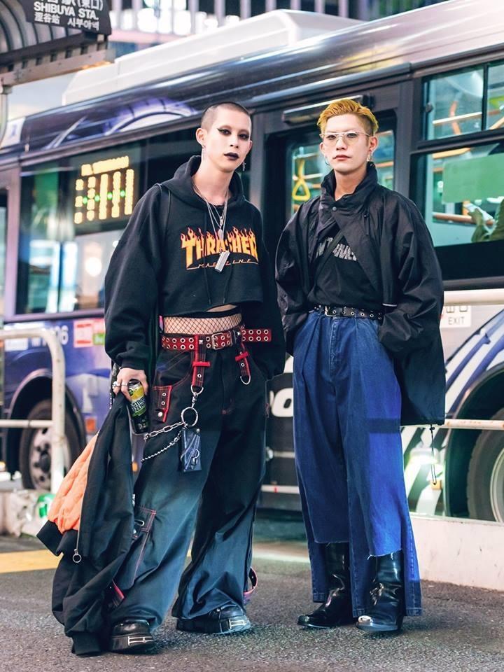 Street style Tokyo - gioi tre Nhat mac di nhung van hop xu huong hinh anh 5