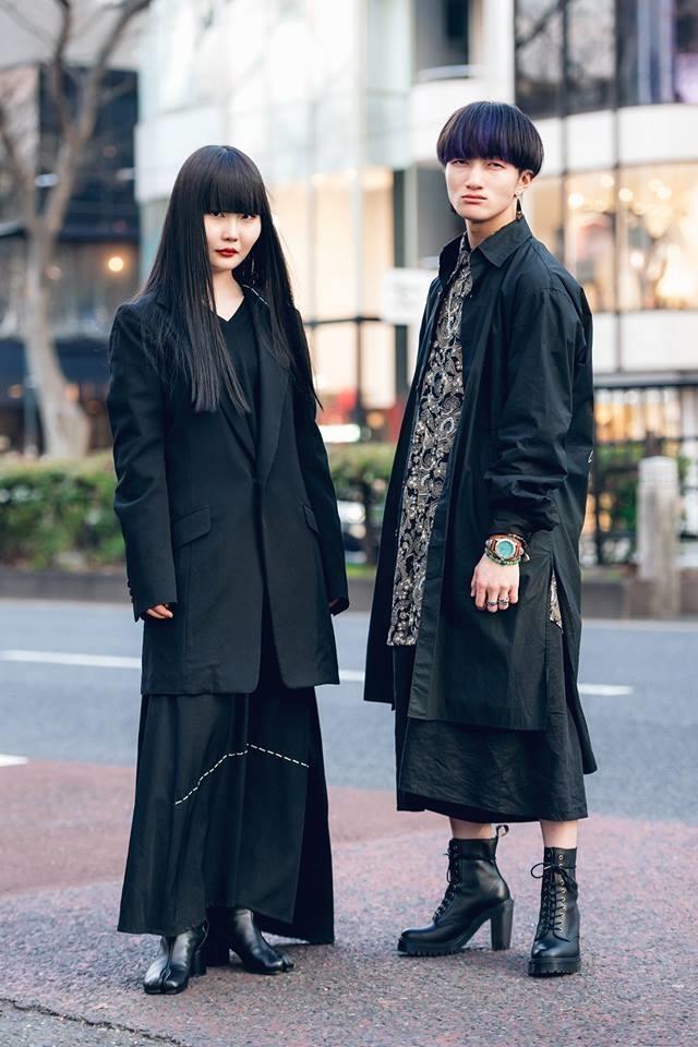 Street style Tokyo - gioi tre Nhat mac di nhung van hop xu huong hinh anh 12