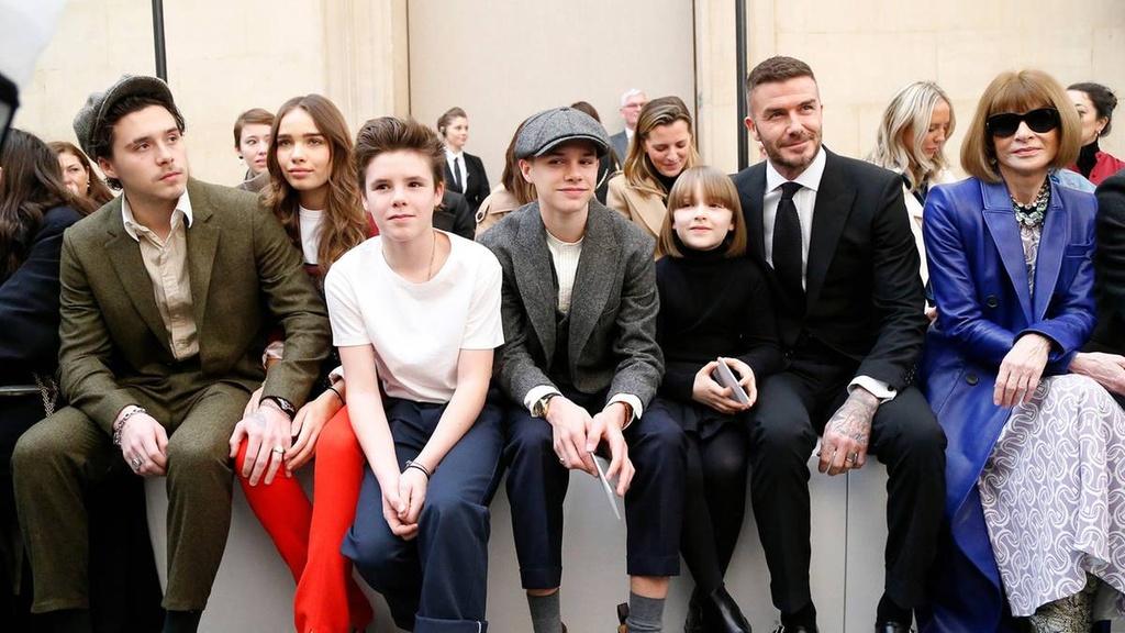 David Beckham va cac con mac gi khi ngoi hang dau show thoi trang? hinh anh 4 BECKHAm2_1.jpg