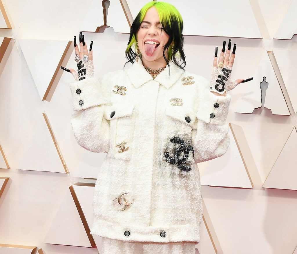 Vi sao hang Chanel, Gucci luon uu ai may do rieng cho Billie Eilish? hinh anh 10 BL11.jpg
